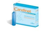 Candinet Lavanda Vaginale Monouso 5 Flaconi Con Cannula