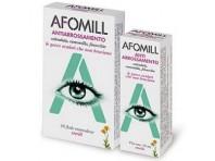 Afomill Gocce Oculari Antiarrossamento 10 Flaconcini Da 0,5 Ml