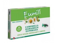 Eumill - Gocce Oculari Rinfrescanti E Lenitive - 10 Flaconcini Monodose
