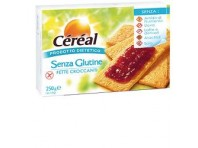 Céréal Fette Croccanti Senza Glutine 250 G