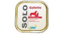 Drn Solo Galletto Alimento Umido Per Cani E Gatti 100 G