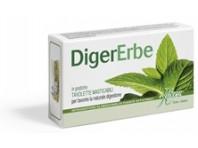 Aboca Digererbe Integratore Digestivo 30 Tavolette Masticabili