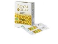 Aboca Royal Gelly Bio Orosolubile Integratore Pappa Reale 16 Bustine