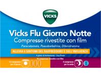 Vicks Flu Giorno Notte*12+4cpr