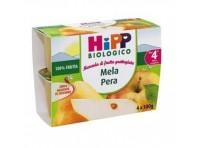 Hipp Biologico Merenda Di Frutta Mela E Pera 4x100g