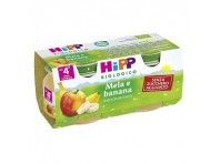 Hipp Biologico Merenda Fragola Mela Banana 4 X 100 G