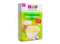 Hipp Biologico Crema Di Mais E Tapioca Istantanea 200 G