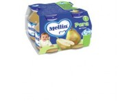 Mellin Nettare Pera Succo Di Frutta 4 X 125 Ml
