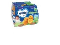 Mellin Nettare Albicocca Succo Di Frutta 4 X 125 Ml