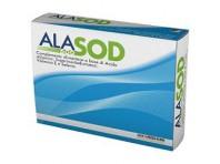 Alasod 600 - Integratore Antiossidante - 20 Compresse