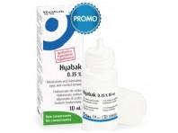 Hyabak 0,15% - Soluzione Oftalmica 10 Ml
