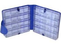 Farmacare Portapillole Settimanale Maxi 15x16x4,5 Cm