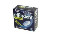 Efferdent Anti Batterico Per Dentiere 90 Compresse Effervescenti