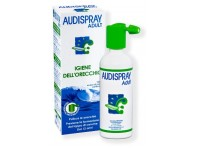 Audispray Adult - Soluzione Per Elimina Il Cerume - 50 Ml