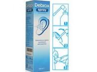 Debrox Spray Auricolare Soluzione Isotonica 125 Ml