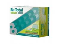 Be-total Mind Plus Integratore Studio Memoria 20 Bustine