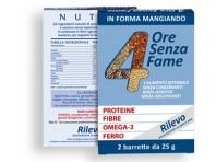 4 Ore Senza Fame - 2 Barrette Da 25 G