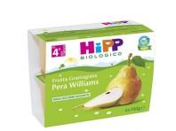 Hipp Biologico Merenda Pera E Yogurt 4x100 G