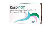 Respinac 2 Blister 10 Compresse 1000 Mg
