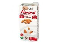 Ecomil Latte Di Mandorla Bio Nature Senza Zucchero 1 L
