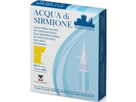 Acqua Di Sirmione - Fluidificante Nasale - 6 Flaconcini Da 15 Ml