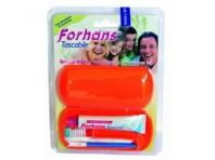 Forhans Tascabile Travel Kit Spaxxolino + Dentrifricio Speciale Da 12 , 5 Ml