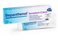 Bepanthenol Sensiderm Crema - Sollievo Da Prurito Ed Arrossamento Della Pelle - 20 G