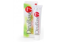 Dinabase 7 Ribasante Gel Adesivo Per Dentiere 20 G
