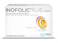 Inofolic Plus Caps - Integratore Di Acido Folico - 20 Capsule