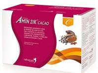 Amin 21k Integratore Gusto Cacao 21 Bustine