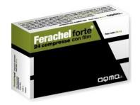 Ferachel Forte Integratore 24 Compresse