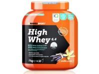 Named Sport High Whey 64 Vanilla Cream Proteine In Polvere 1kg