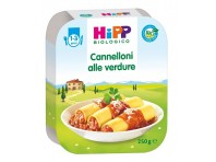 Hipp Bio Cannelloni Verdur250g