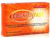 Cognitiv Fast Integratore Stanchezza 20 Capsule