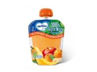 Mellin 100% Frutta Mista Merenda 90g