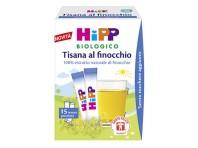 Hipp Tisana Al Finocchio Stick 15 Monoporzioni