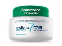 Somatoline Cosmetic snellente 7 notti gel fresco ULTRA INTENSIVO 250ML