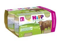 Hipp Bio Omogeneizzato Manzo 4x80g