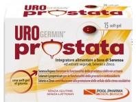 Urogermin Prostata Integratore Benessere Urinario 15 Capsule Softgel