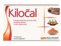 Kilocal Integratore Dimagrante 10 Compresse