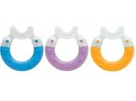 Mam Bite & Brush Dentaurolo Per La Pulizia Con Setole Ultramorbide +2m