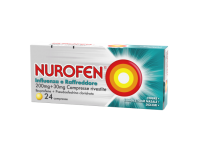 Nurofen Influenza e Raffreddore - 24 compresse rivestite - 200 mg + 30 mg