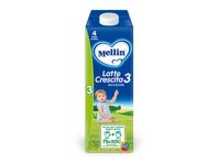 Mellin 3 Latte Liquido 500 Ml