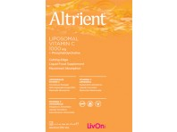 ALTRIENT LIPOSOMAL VITAMINA C Liposomiale 30 buste