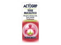 Actigrip Tosse Mucolitico Guaifenesina Flacone 150 Ml