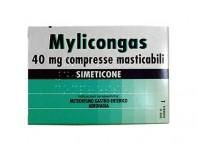 Mylicongas - 50 Compresse Masticabili - 40 Mg