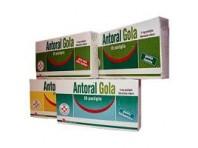 Antoral Gola 5 Mg Tibenzonio Ioduro 20 Pastiglie Senza Zucchero Menta