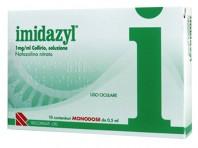 Imidazyl Collirio 1 Mg/ml Nafazolina Decongestionante 10 Flaconcini Monodose