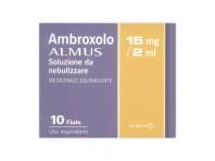 Ambroxolo Almus Soluzione Da Nebulizzare 10 Fiale Da 15 Ml