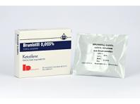 Brunistill Collirio 0,025 Mg Ketotifene Congiuntivite 20 Flaconcini 0,5 Ml
